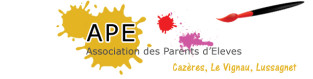 Association des Parents d'Elèves Cazères et Le Vignau